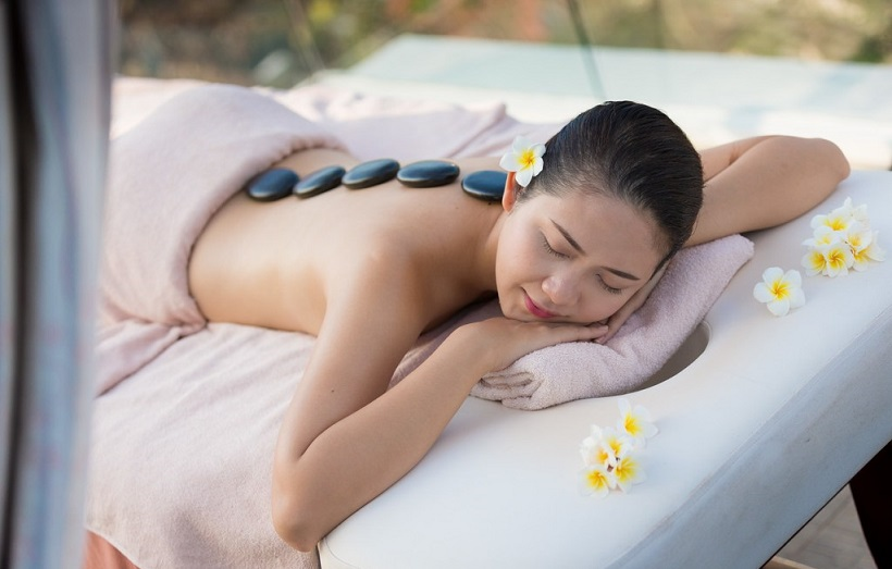 Body massage  for Female