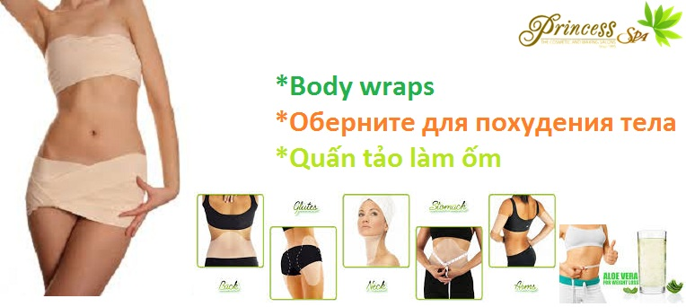Sliming Body wraps