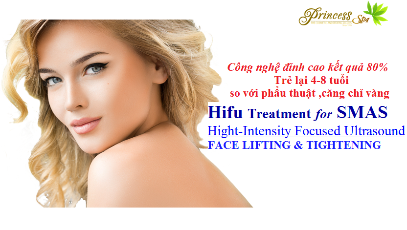 HIFU for SMAS-Face lifting&tightening;