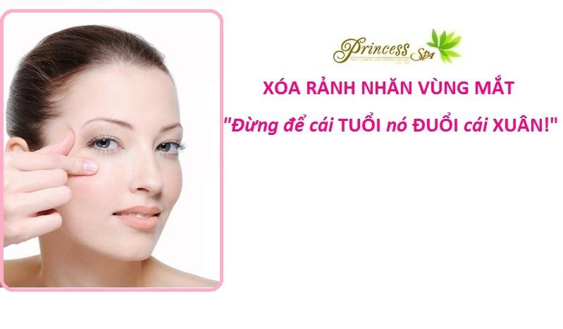 Hifu treatment for eye wrinkle