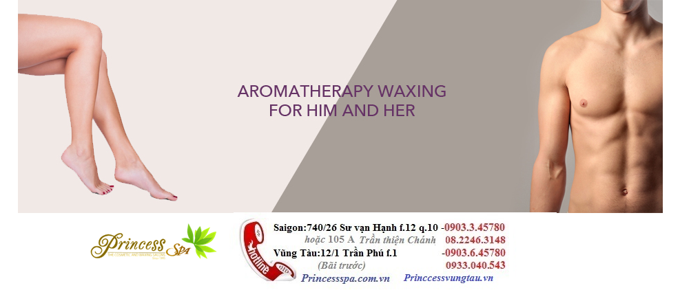 Full body waxing